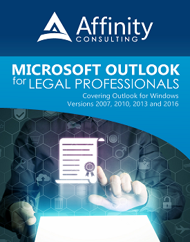 Microsoft Outlook for Legal Professionals | Legal Software Training