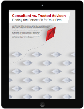 White Paper: Hiring the Perfect Consultant for Your Law Firm
