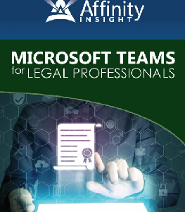 Microsoft Teams for Legal Professionals | Legal Microsoft Office Training